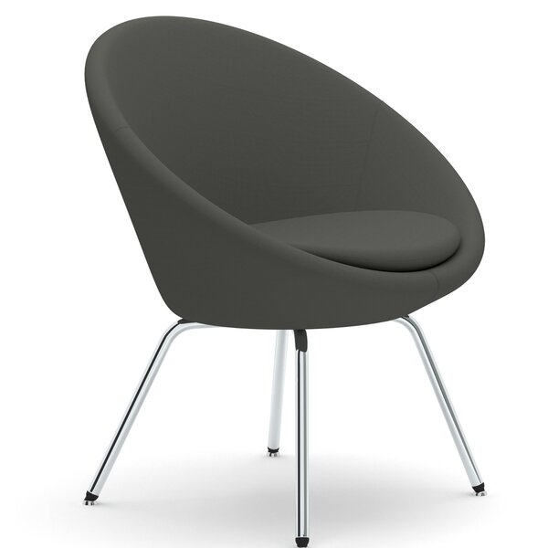 Conic 4 Leg Lounge Chair By Allermuir