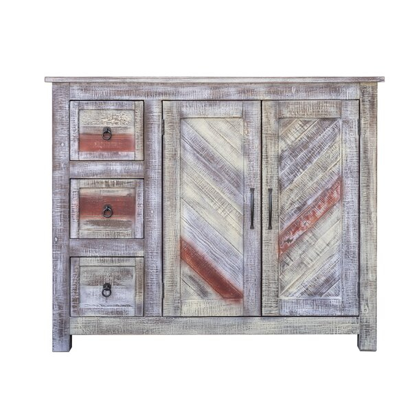 Granham 2 Door Accent Cabinet by World Menagerie World Menagerie