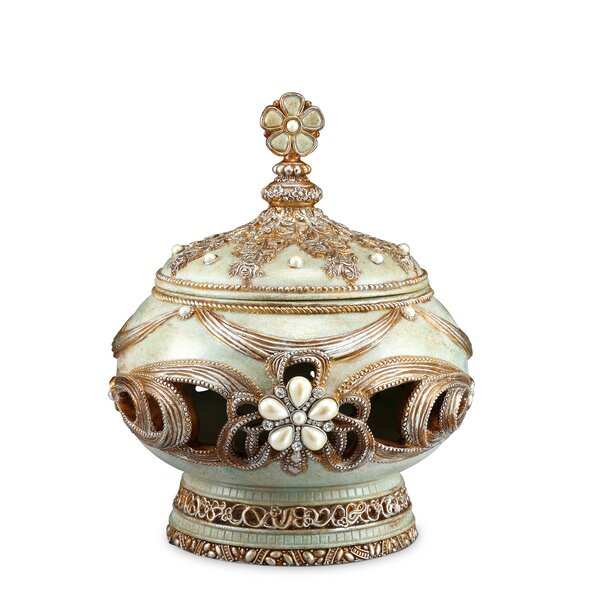 Freese Vintage Rose Box by Astoria Grand