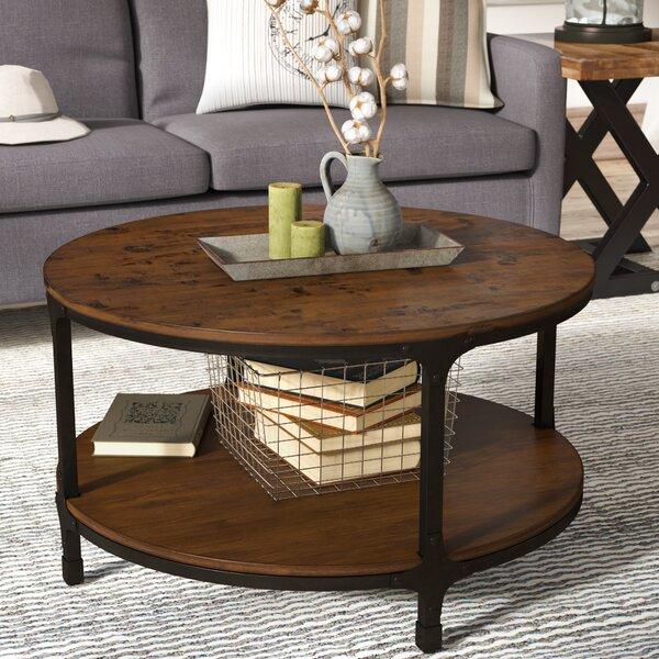 Carolyn Round Coffee Table by Laurel Foundry Modern Farmhouse