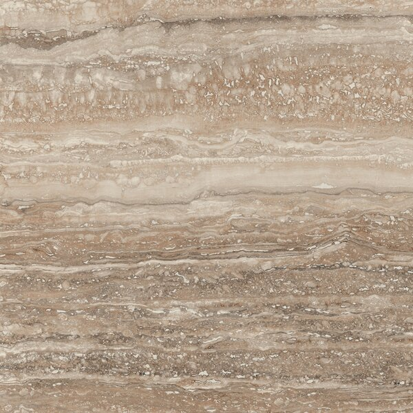 San Giulio 16 x 16 Ceramic Field Tile in Borgo Brown by Interceramic