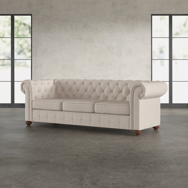 Excellent Quality Quitaque Chesterfield Sofa Snag This Hot Sale! 35% Off