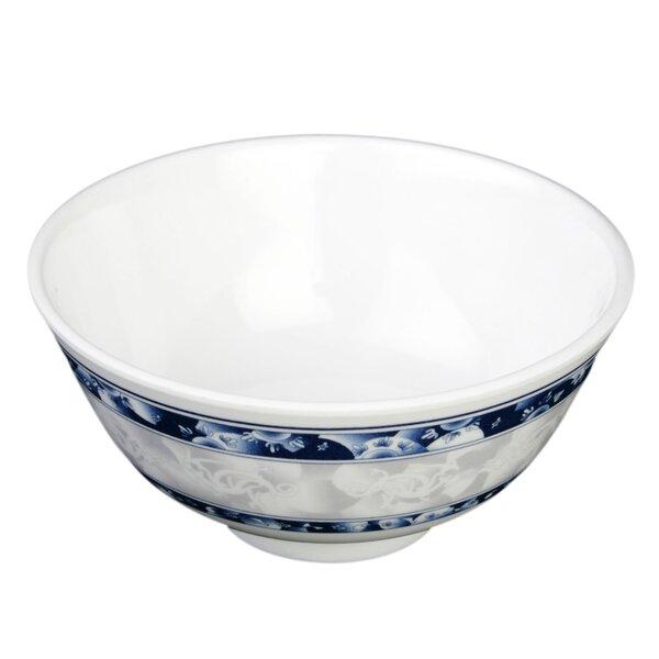 Heerenveen 12 oz. Melamine Rice Bowl (Set of 12) by Bloomsbury Market