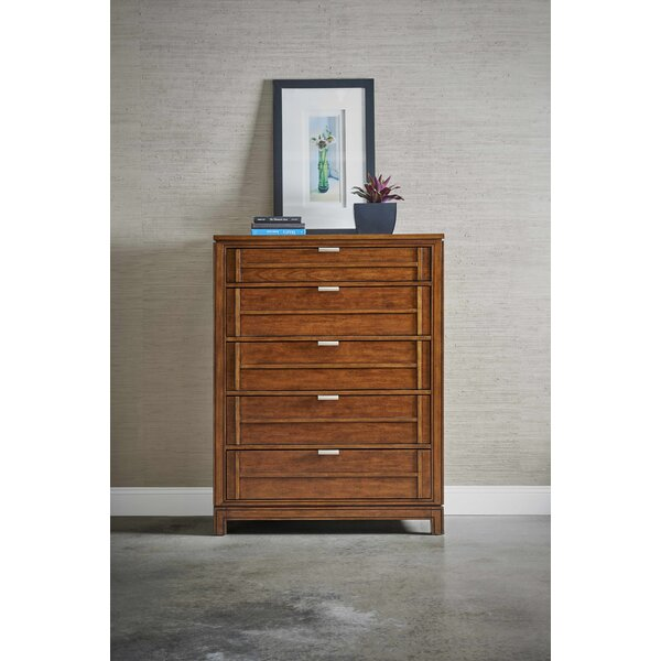 Southampton 5 Drawer Chest by Fairfax Home Collections