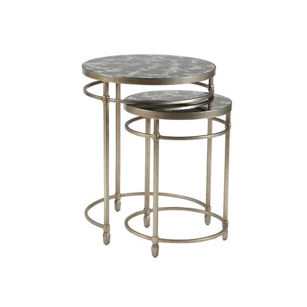 Signature Designs Nesting Tables (Set of 2) by Artistica Home Artistica Home