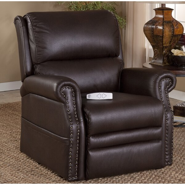 Sharon Power Lift Assist Recliner by Serta Futons