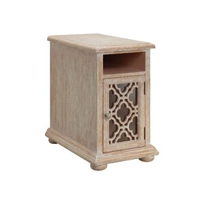 Burnell End Table by Mistana