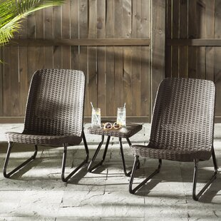Stickel 3 Piece Conversation Set