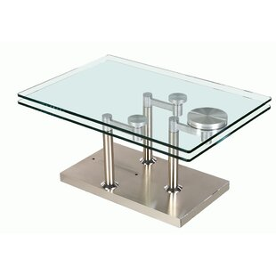 Daivelis Coffee Table Orren Ellis
