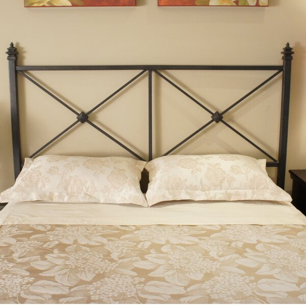 Chatham Open-Frame Headboard by Benicia Foundry and Iron Works