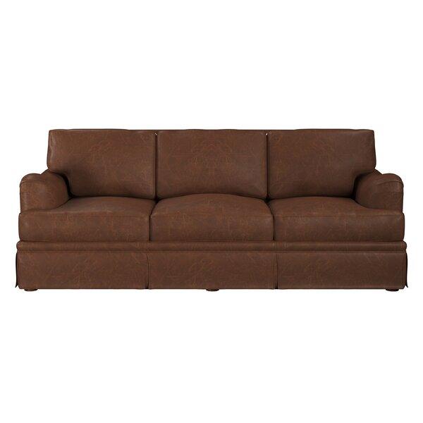 Alto Leather Sofa By Westland And Birch