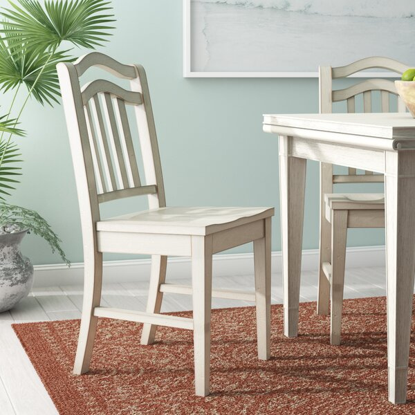 Rowell Side Chair (Set of 2) by Beachcrest Home