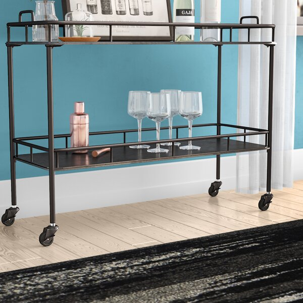 Buecker Bar Cart by Trent Austin Design