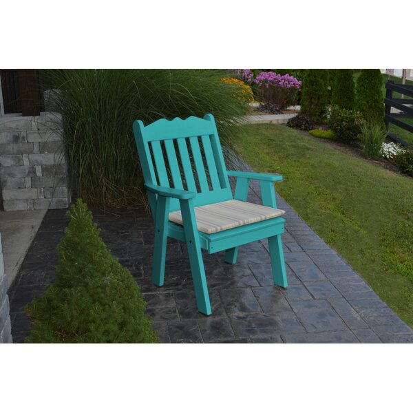 Nettie Royal English Patio Chair by Red Barrel Studio