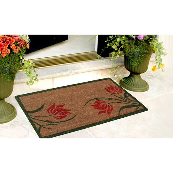 Lily Doormat by A1 Home Collections LLC