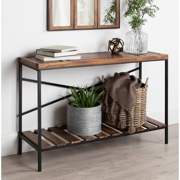 Shropshire Farmhouse Casual Console Table By Gracie Oaks