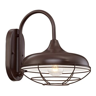 Best Choices Fitzhugh Outdoor Barn Light By Andover Mills