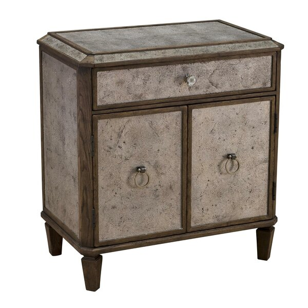 Lana Bedside 1 Drawer or 2 Door Accent Chest by Fine Furniture Design