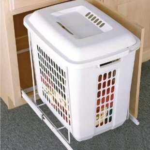 Shop For Heavy Duty Roll Out Laundry Hamper By Rebrilliant