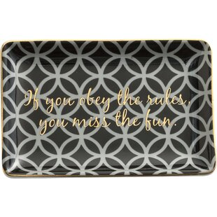 Best Reviews Rules Jewelry Tray By Rosanna