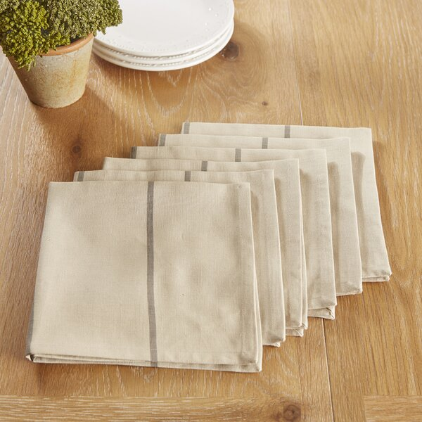 Topsfield Napkins (Set of 6) by Birch Lane™