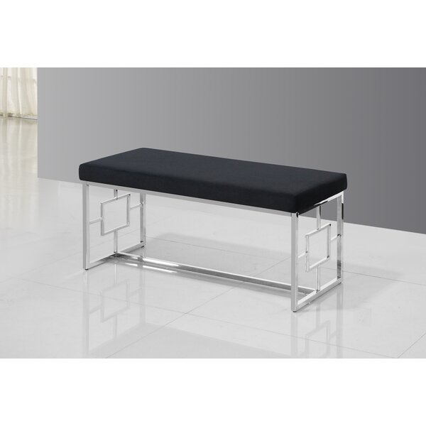 Cecily Metal Bench by Mercer41