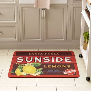 Lemon Kitchen Decor Wayfair