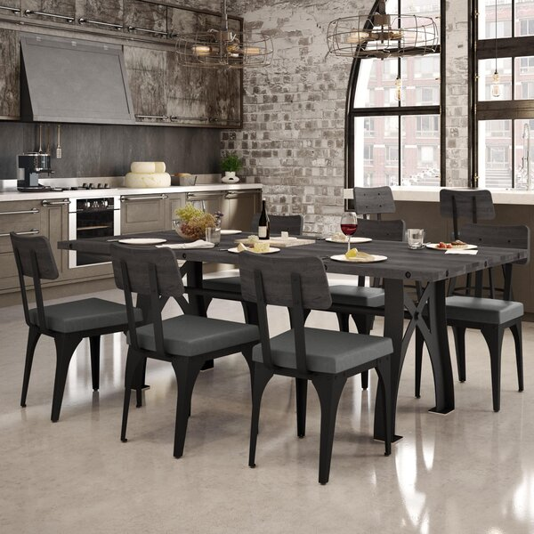 Everly 7 Piece Dining Set by 17 Stories 17 Stories