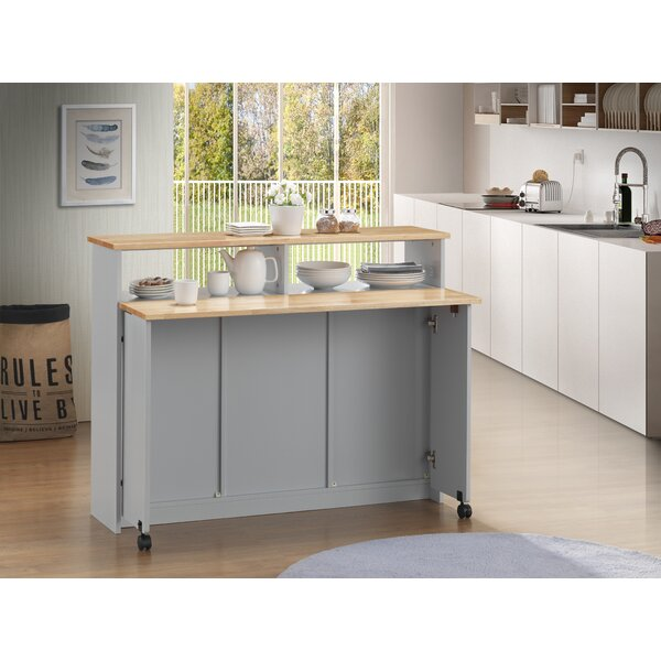 Mazelina Kitchen Cart By Red Barrel Studio Read Reviews