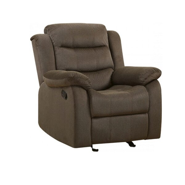 Oaklawn Manual Glider Recliner [Red Barrel Studio]