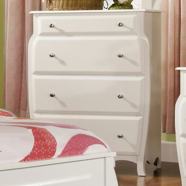 Salyer 4 Drawer Chest by Harriet Bee