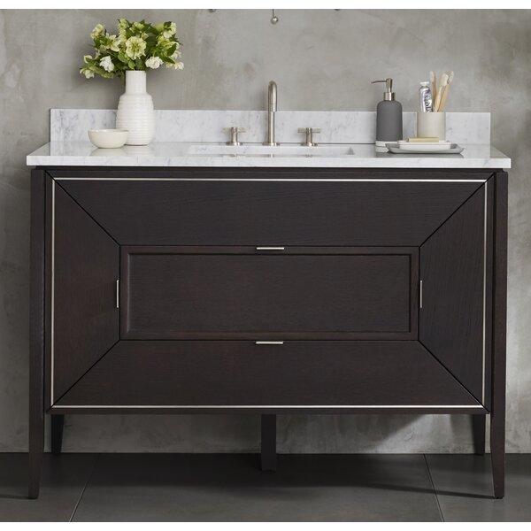 Amora 48 Single Bathroom Vanity Set by Ronbow