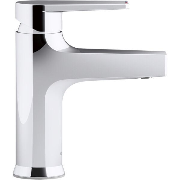 Taut Single-Hole Commercial Faucet with Grid Drain by Kohler Kohler