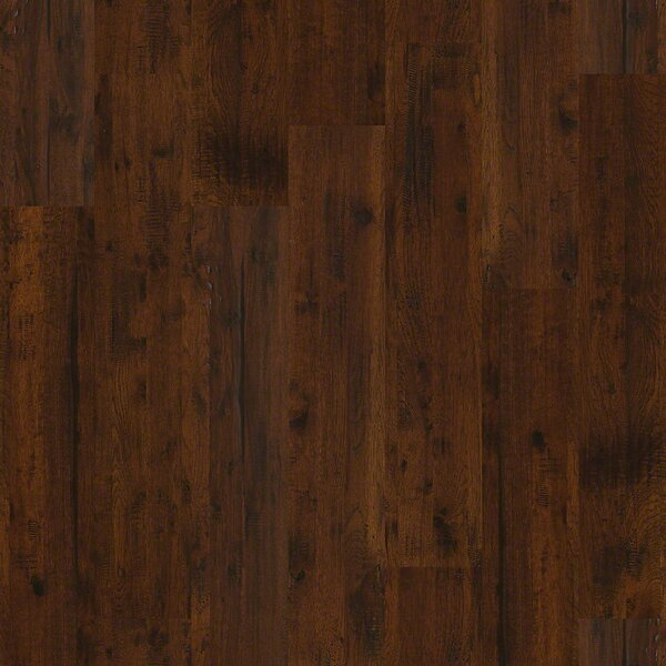 Grand Canyon 8 Solid Hickory Hardwood Flooring in Oasis by Shaw Floors