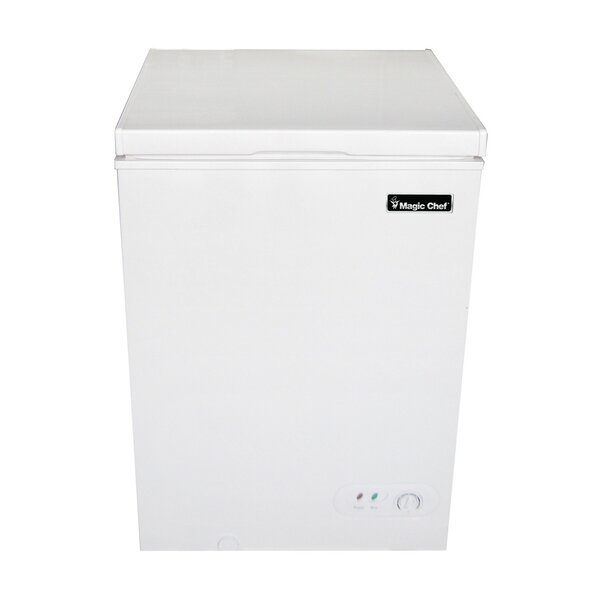 3.5 cu. ft. Chest Freezer by Magic Chef