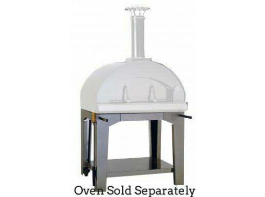 Extra Large Pizza Oven Cart by Bull Outdoor Products