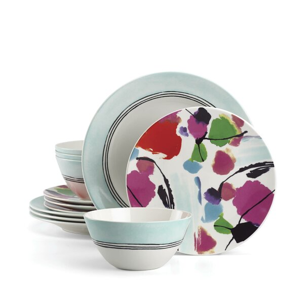 Manarola 12 Piece Dinnerware Set, Service for 4 by Lenox