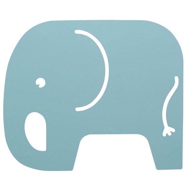 Metal Elephant Trivet by Latitude Run