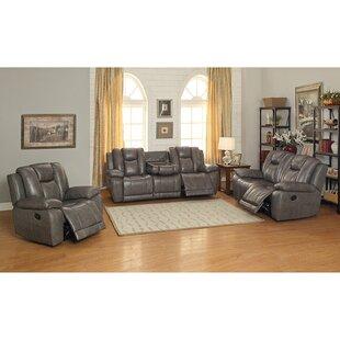 Fleetwood 3 Piece Living Room Set  by Coja