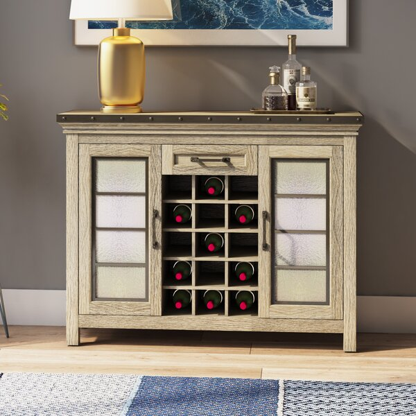 Geralynn Bar Cabinet by Gracie Oaks Gracie Oaks