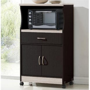 Purchase Mae Microwave Cart by Wade Logan
