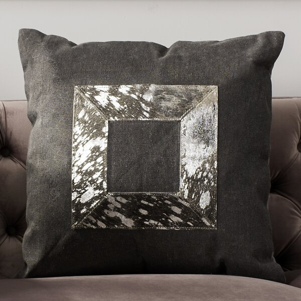 Banes Throw Pillow by Foundry Select