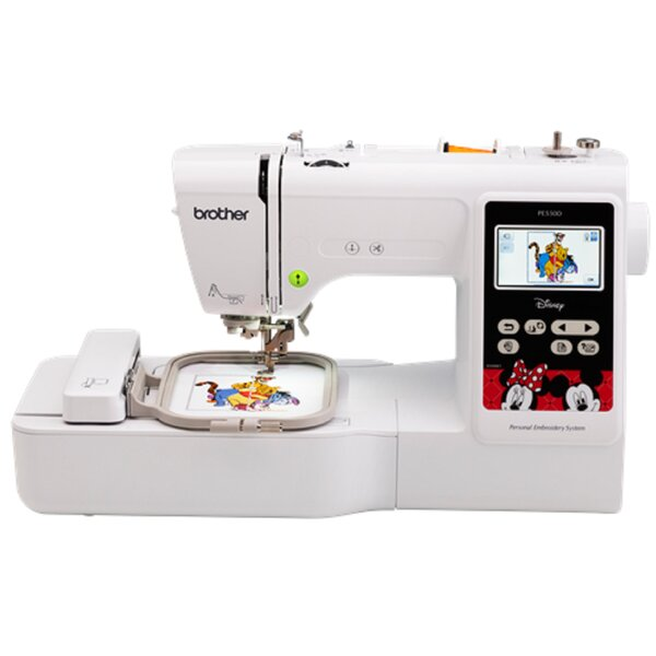 Disney Embroidery Computerized Electronic Sewing Machine by Brother Sewing