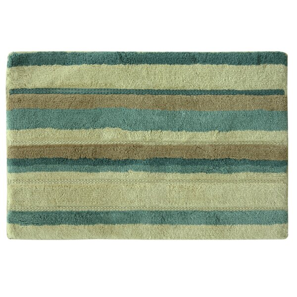 Kellan Stripe Bath Rug by Loon Peak