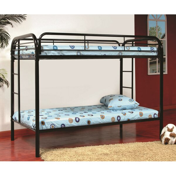 Yusuf Twin Bunk Bed by Harriet Bee