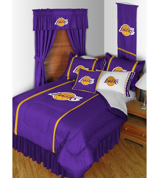 NBA Comforter by Sports Coverage Inc.