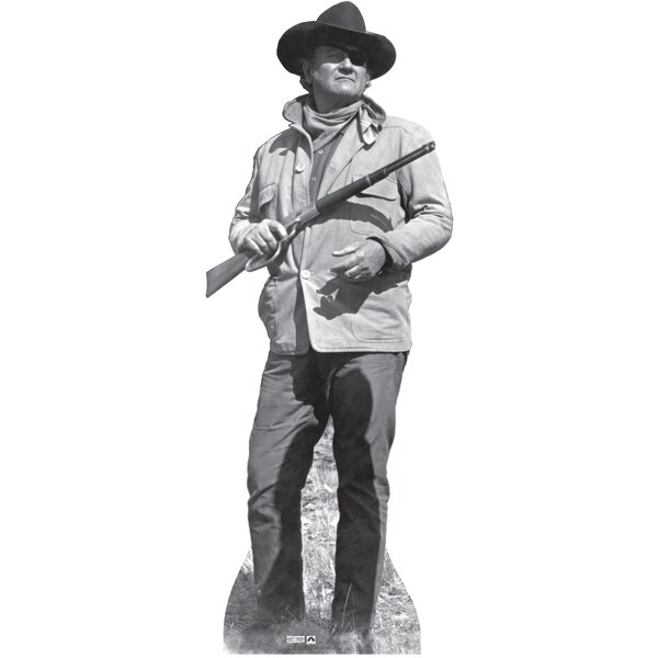 John Wayne - True Grit Cardboard Stand-Up by Advanced Graphics