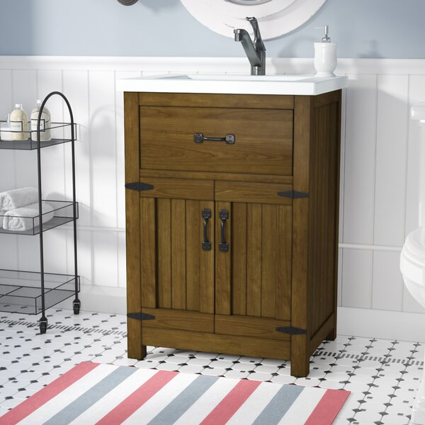 Joliet 24 Single Vanity Set by Laurel Foundry Modern Farmhouse