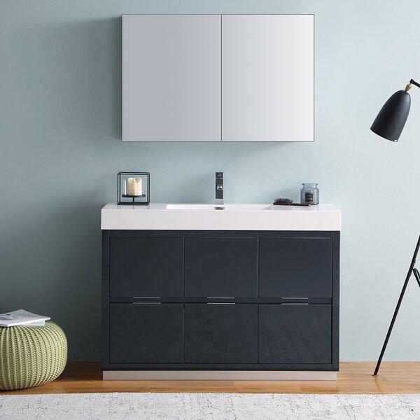 Senza Valencia 48 Single Bathroom Vanity Set by Fresca