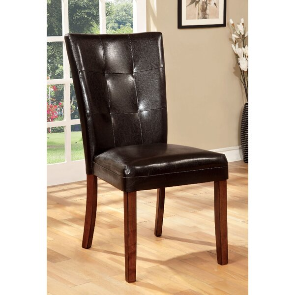 Wycombe Upholstered Dining Chair (Set of 2) by Charlton Home